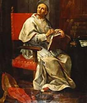 21 février Saint Pierre Damien  0223damien