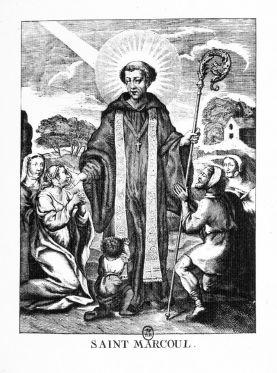 4 mai : Saint Marcoul 02920