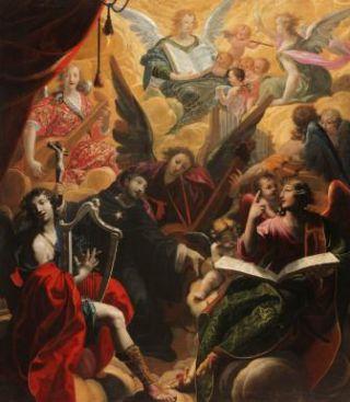 10 septembre : Saint Nicolas de Tolentino 066-044