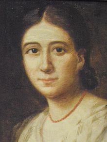 9 janvier Vénérable Pauline Jaricot 220px-Eglise_St-Nizier_de_Lyon_Portrait_de_Pauline_Jaricot