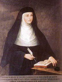 Saints et Saintes du jour - Page 2 220px-Madre_Mariana_de_San_Jos_C3_A9_2C_Agustina_Recoleta_Contemplativa0