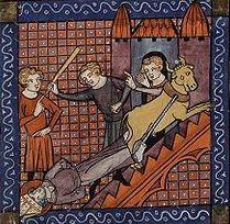 29 novembre Saint Saturnin de Toulouse (ou Saint Sernin) 220px-Saturninus_vignay
