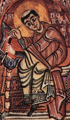 4 avril : Saint Isidore de Séville 225px-Isidore_de_S_C3_A9ville