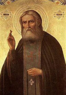 2 janvier Saint Séraphin de Sarov 240px-Seraphim_of_Sarov