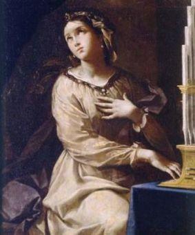 22 novembre : Sainte Cécile de Rome 25350AG