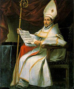 13 mars : Saint Léandre de Séville 260px-San_Leandro