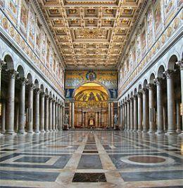 18 novembre : Dédicace des basiliques St Pierre et St Paul  280px-Lazio_Roma_SPaolo1_tango7174