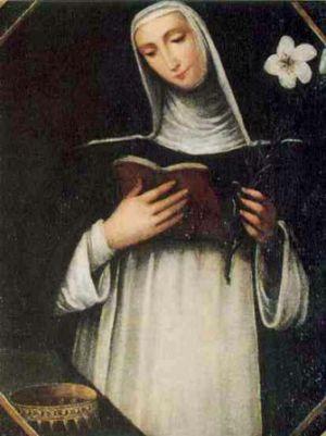 18 janvier Sainte Marguerite de Hongrie 38200A