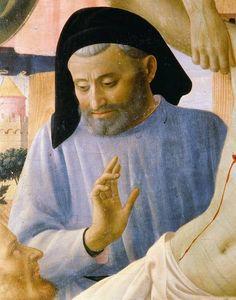18 février Bienheureux Jean de Fiesole ou Fra Angelico  3ed3379445ee4463ec5aa1bd21d6e2e4--fra-angelico-high-renaissance