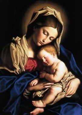 1er janvier : Sainte Marie, Mère de Dieu 55738f259452ebd94c25c2f0222cca55