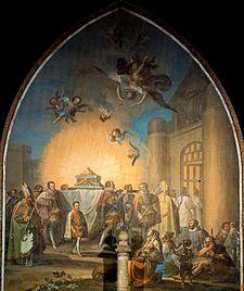 13 novembre Saint Eugène de Tolède 5traslacindelcuerpodesa