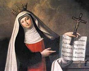 4 février Sainte Jeanne de Valois (de France) 9b23aa9fe41576a0f48f84a0081d1a8a--be-queen-catholic-saints