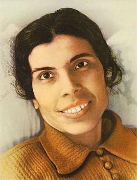 13 octobre : Bse Alexandrina Maria Da Costa Balasar Alexandrina_de_Balazar