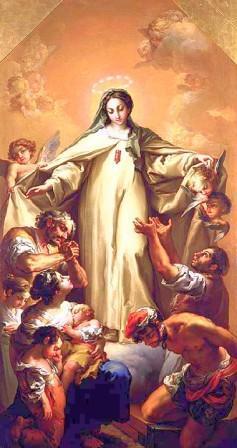 Saints et Saintes du jour - Page 7 Beata_vergine_maria_della_mercede
