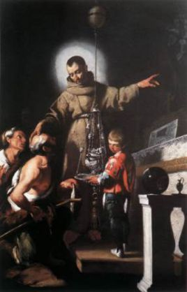 12 novembre : Saint Didace (Diego)d'Alcala  Bernardo_Strozzi_-_The_Miracle_of_St_Diego_of_Alcantara_-_WGA219110