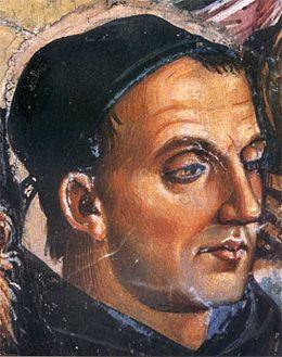 18 février Bienheureux Jean de Fiesole ou Fra Angelico  Fra_Angelico_portrait