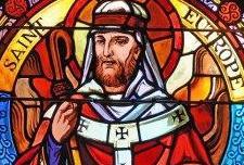 30 avril : Saint Eutrope de Saintes Graal_230