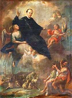 6 novembre : Saint Léonard de Noblat Hl_Leonhard_als_Schutzpatron_der_Gefangenen