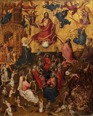 Sermon pour l'Avent de St François de Sales Jugement-Dernier-Bruxelles20