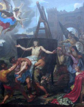 Saint du jour - Page 16 Le_Martyre_de_Saint_Jean__C3_A0_la_porte_latine