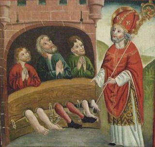 Saint du jour - Page 2 NikolausMyra_Befreiung_Verurteilter
