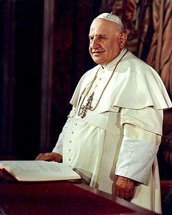 Saint du jour - Page 2 Papa-GiovanniXXIII