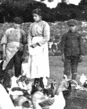 Saints et Saintes du jour - Page 5 Photograph_of_Saint_Maria_Goretti_2C_1902