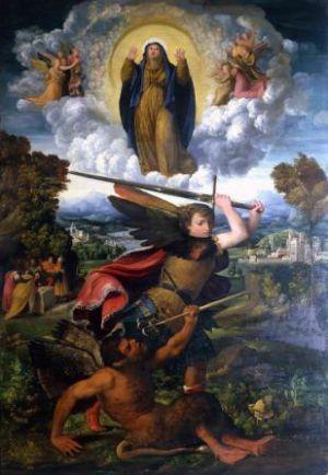 Du 21 au 29 septembre Neuvaine à St Michel Archange  SAINT_20MICHEL1