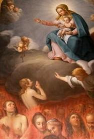 Il faut travailler par soi-même à éviter le Purgatoire  Saintes-juillet-078