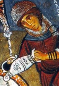 22 octobre Saint Salomé la Myrophore Salome_capp