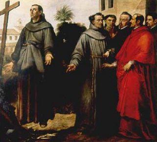 12 novembre Saint Diego d'Alcala (Saint Didace) San_Diego_Murillo