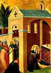 22 mars : Sainte Léa de Rome Santa_lea