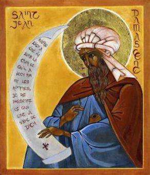 4 décembre: Saint Jean Damascène (ou de Damas) St-Jean-Damascene4