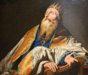 29 décembre : Saint David (Ancien Testament) Stomer_Le_roi_David