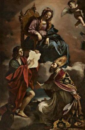 17 novembre Saint Grégoire le Thaumaturge (De Néocésarée) Vierge-Saint-Jean-evangeliste-Gregoire-Thaumaturge_0_730_6000