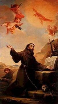 Saint François d'Assise raconté par St Bonaventure Assise3
