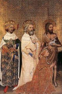 5 janvier : Saint Édouard le Confesseur  Bcecbacd24ccb6de975420d9bae7074b--richard-ii-plantagenet