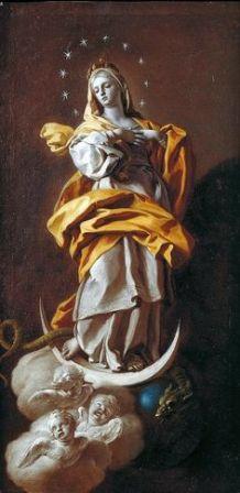 8 décembre L'Immaculée Conception de la Bse Vierge Marie  Bdceb71030b3b2fa6de84dea34856d39