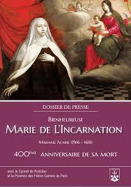 18 avril : Bienheureuse Marie de l'Incarnation (Mme Acarie) Images7