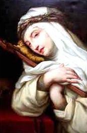 29 avril : Sainte Catherine de Sienne  ImagesGQT9B3EJ0
