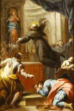 18 septembre : Saint Joseph de Cupertino Levita10