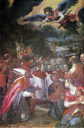 8 mai : Fête de St Michel Archange sur le Mont Gargan  Michele-passignano