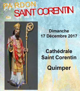 12 décembre Saint Corentin de Quimper  Pardon-saint-corentin