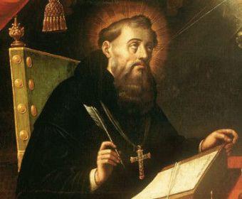 28 août : Saint Augustin d'Hippone Saint-augustin-hippone