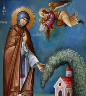 28 juillet Sainte Irène de Cappadoce (Chrysosvalante) Sans-titrerrr